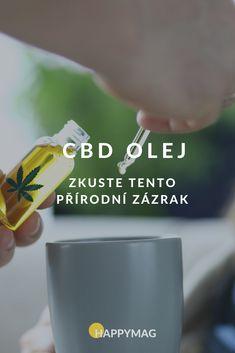 CBD olej je přírodním zázrakem, který pomáhá s dobrým fyzickým i psychickým stavem, snížuje bolest, pomáhá s hubnutím i třeba s nespavostí. #cbd #oil #zdravi #cbdolej #konopi