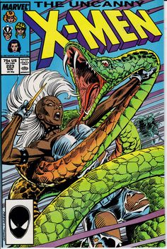The Uncanny X-Men, issue #223