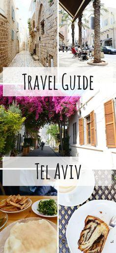 Tipps für ein Wochenende in Tel Aviv // Reisen, Israel