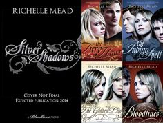 Richelle mead silver shadows chapter 2