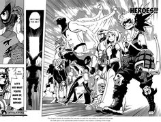 Boku no Hero Academia 7: Shall We Wear These? at MangaFox.me