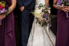 Bride bouquet, flowers, succulents, bridal, rustic wedding, Betina's at Parkview