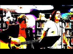 """See YouTube video of Janet Kuypers with John Yotko on guitar 3/15/18 in their 1-hour 45-minute """"South-by Set"""" of music at Austin's """"Recycled Reads"""" (one of the venues hosting 2018 SXSW events in Austin). In this set, she covered """"Kodachrome"""", """"the Bottom Line"""" (joined w/ John vocals), her poem/John's song """"Made any Difference"""",""""Crazy Little Thing Called Love"""",""""Waiting"""", """"Devotion"""", """"Coming Back to You"""", and """"I am not a Pretty Girl"""" (cut off; Panasonic Lumix T56 camera; Threshold filter)."""