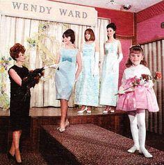 1960s, Wendy Ward charm school