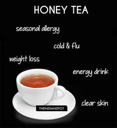 Honey would be the best substitute for sugar, even though it equally rich in natural sugars. However, there are some benefits of adding honey to your tea. Along with offering a delectable flavor, honey is the treasure trove of a wide array of health benefits, including weight loss and radiant skin. There are various flavored