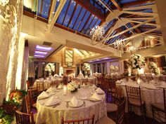 the #Somerley at #FoxHollow is an elegant setting for your #LongIslandWedding