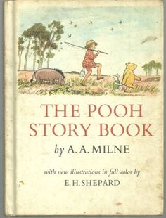 Illustrations by E.H.Shepard