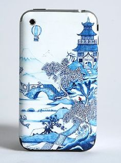 Chinoiserie iPhone case from Urban Outfitters