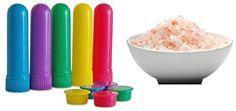 Himalayan Pink Salt Inhaler - All-Natural Respiratory Aid