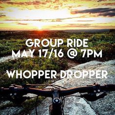 EVERY TUESDAY (everyone is invited. different spot every week) from @ecmtb_net  More info and trail maps at www.ecmtb.net Meet at BK trailhead. #ecmtb #whopperdropper #halifax #novascotia #mtb #halifaxnoise