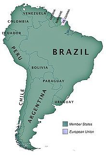 South America Wikipedia South America Map South America