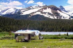 Timeless Orvis Airstream - Timeless Travel Trailers