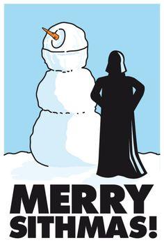 Funny christmas cards hilarious star wars 55 New ideas Funny Christmas Cards, Christmas Humor, Sith, Star Wars Weihnachten, Jar Jar Binks, Starwars, Star Wars Christmas, Darth Vader Christmas, Xmas
