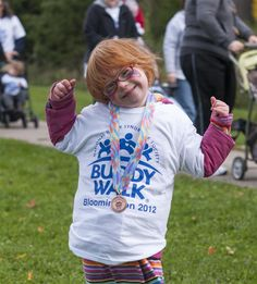 Buddy Walk spreads awareness for Down Syndrome (Indiana Daily Student)
