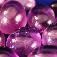 Carving gemstones is a fun and easy project.
