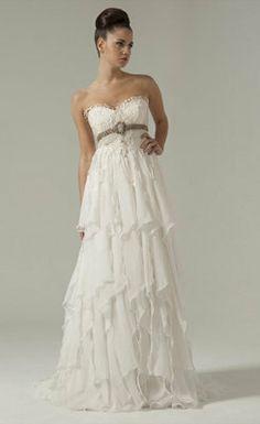 Burlap Lace Teal Bridesmaid Dresses