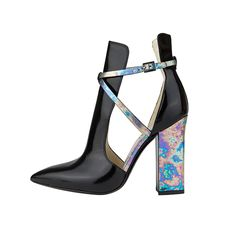 Pimp up your business look with an eye-catcher - High Heels from I Available at Hot High Heels, Business Look, Cute Sandals, Queen, Hot Shoes, Beautiful Lingerie, Leather Bag, Gifts For Her, Pairs