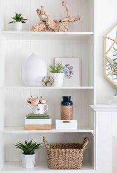 Inspiração decor - estantes de livros - Claudia BartelleClaudia Bartelle