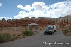 What a fun place to camp. I LOVE Goblin Valley, in Southern Utah.