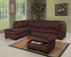 Abbyson Living Delano Sectional Sofa