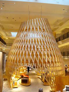 Alexandra D. Foster Destinations Perfected: Paris, France - Hermes Store (Rue de Sevres, 17)