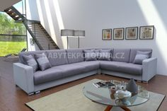 SEDACÍ SOUPRAVA NERA Sofa, Couch, Furniture, Home Decor, Settee, Settee, Decoration Home, Room Decor, Home Furnishings
