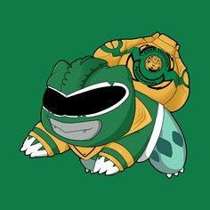 90ba9cab Green Ever Evolvin PokeRanger by inabox Power Rangers T Shirt, Bobs  Burgers, Superheroes,