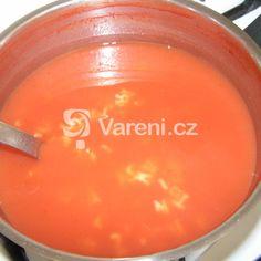Rajská polévka s nočky recept - Vareni.cz