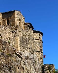 Tournon sur Rhône en Ardèche #france #ardeche #voyage Aire Camping Car, Belle France, France Travel, Oh The Places You'll Go, Travel Around, Monument Valley, Mount Rushmore, Paris, Adventure