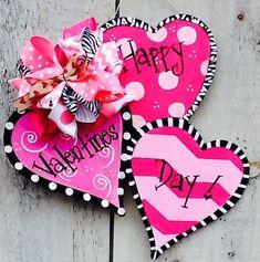 Valentines sign valentines door hanger sweetheart sign