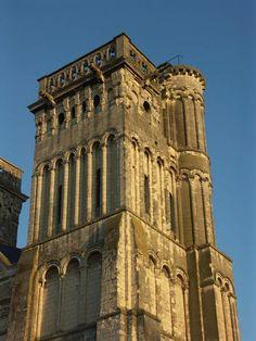 Abbaye aux Dames - Sainte-Trinité de Caen Region Normandie, Carolingian, Caen, Château Fort, Chapelle, Romanesque, Normandy, Tudor, Medieval