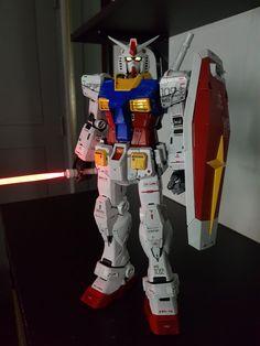 Perfect Grade, Arcade Games, Gundam, Nerf