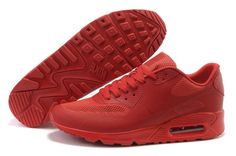 Nike Air Max 90 Hyperfuse Womens Red