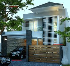 rumah minimalis lantai 2 - Google Search