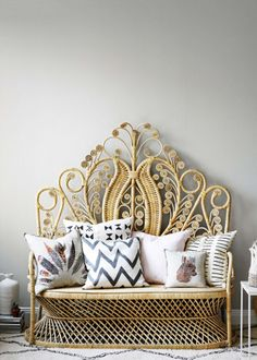 3 Relaxing Cool Ideas: Wicker Light Rattan how to make wicker furniture. Bohemian Interior, Home Interior, Bohemian Decor, Bohemian Style, Apartment Interior, Boho Gypsy, Hippie Boho, Gravity Home, Rattan Furniture
