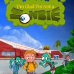 Cover Reveal: Im Glad Im Not a Zombie Fiction, Cover, Books, Libros, Book, Blankets, Book Illustrations, Fiction Writing, Novels