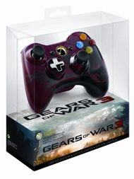 Xbox 360 Gears of War 3 Wireless Controller for Xbox 360  52d6857a8c50d