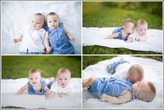 perfect lighting + adorable twins = awesome family session | family photography | jamilah photography » Jamilah Photography Blog