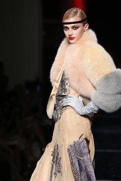 Jean-Paul Gaultier Haute Couture F/W 2013 Paris Fashion Week presentation