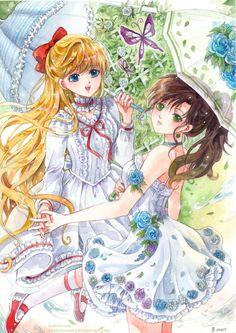 Explore the Sailor Moon collection - the favourite images chosen by shy-orchid-ghost on DeviantArt. Sailor Jupiter, Sailor Venus, Sailor Mars, Cristal Sailor Moon, Arte Sailor Moon, Sailor Moon Manga, Sailor Moon Crystal, Sailor Moon Character, Sailor Moon Wallpaper