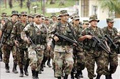 Paraguay: por supuesto conflicto fronterizo, militares buscan el rearme.