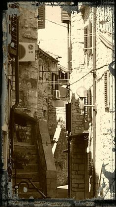Old city, Trieste
