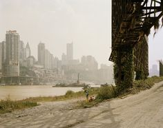 Yangtze, The Long River by Nadav Kander