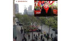 Polémique. Jean-Luc #Mélenchon se met en scène pour TF1