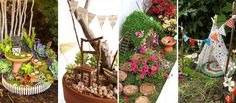 Fairy Gardens to Plant This Summer   Brit + Co