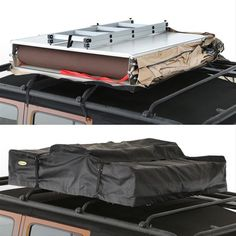 Smittybilt Overlander Tents 2783 - Free Shipping on Orders Over $99 at Summit Racing