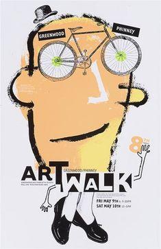 Greenwood-Phinney Artwalk '03