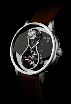 CACHEUX 8 WATCH watch - Presentwatch.com