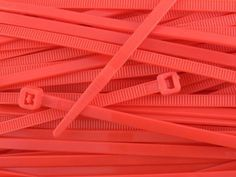 6 Inch Red Intermediate Nylon Zip Tie - 100 Pack by SecureTM Cable Ties. $5.08. Secure(tm) Brand standard nylon Zip Ties are a natural choice for many applications due to their versatility and ease of installation in addition to their low price point.