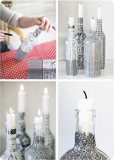 Decopodge bottles